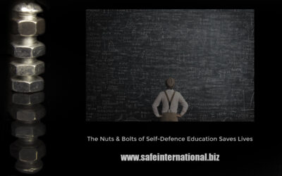 Give Me The Nuts & Bolts of Self-Defence, NOT an Encyclopedia
