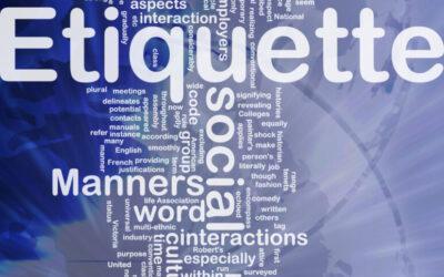 How Could Social Etiquette Overrule Survival?