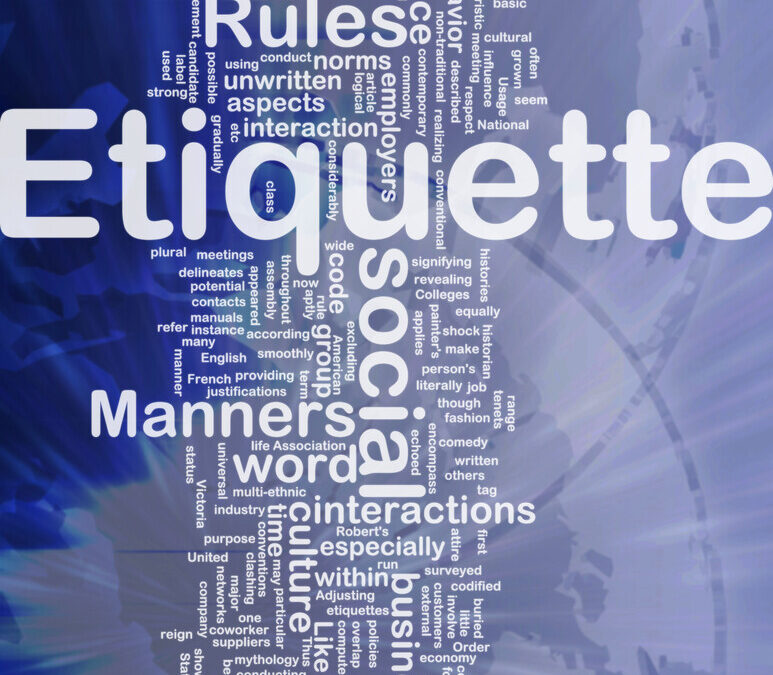 How Could Social Etiquette Overrule Survival?